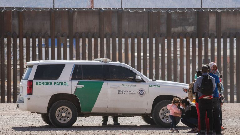 Unaccompanied Minors Held Too Long By Border Patrol : NPR