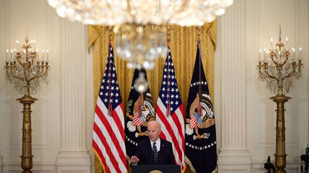 Biden's History On Gun Bills And Why Advocates Are Disappointed : NPR