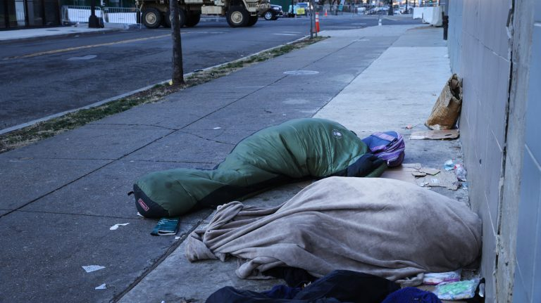 Growth Of Homelessness During 2020 Was 'Devastating,' Even Before The Pandemic : NPR