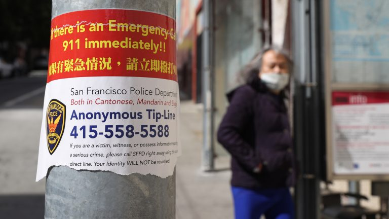 Anti-Asian Attacks Higher Than Numbers Indicate, Group Says : NPR