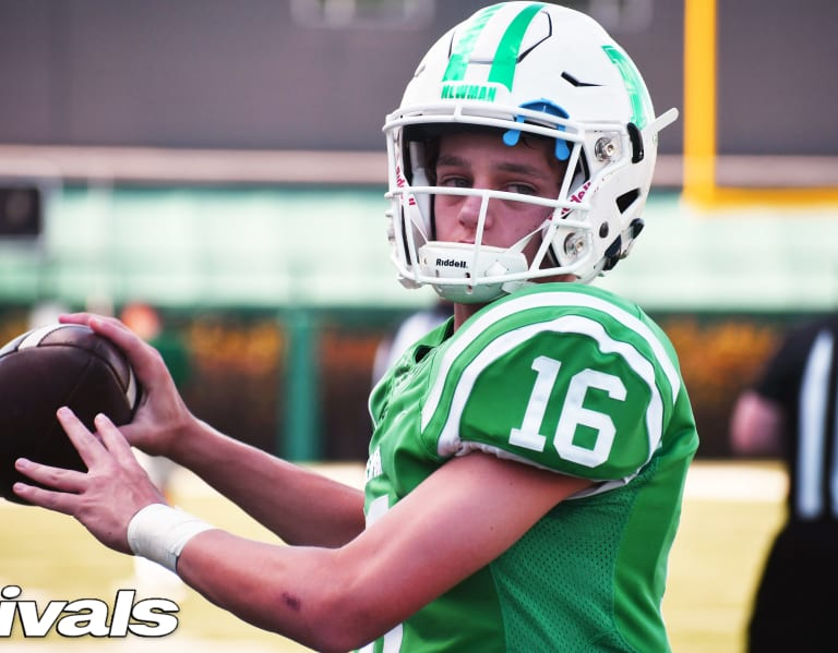 Rivals Rankings Week: Who should be the No. 1 QB in 2023?