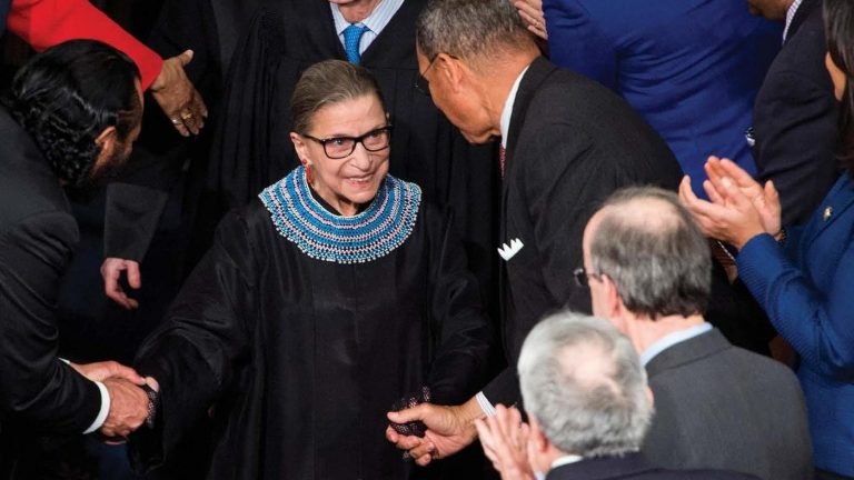 'Justice Justice Thou Shalt Pursue' Offers Look At Ruth Bader Ginsburg's Early Work : NPR