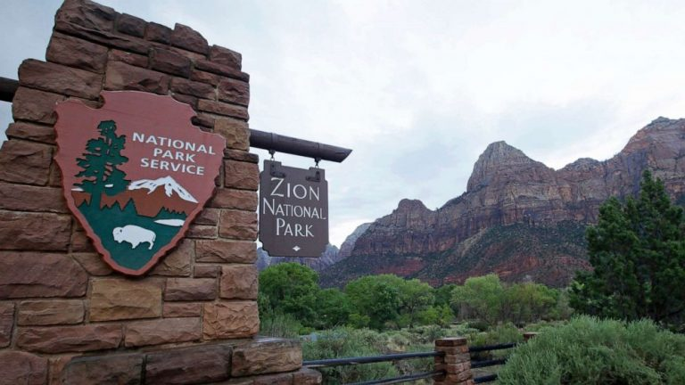 43-year-old hiker falls to his death at Zion National Park in Utah