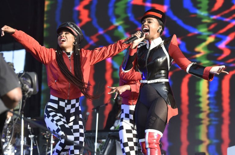 Janelle Monae Unleashes Powerful Performance of 'Turntables' on 'Colbert'