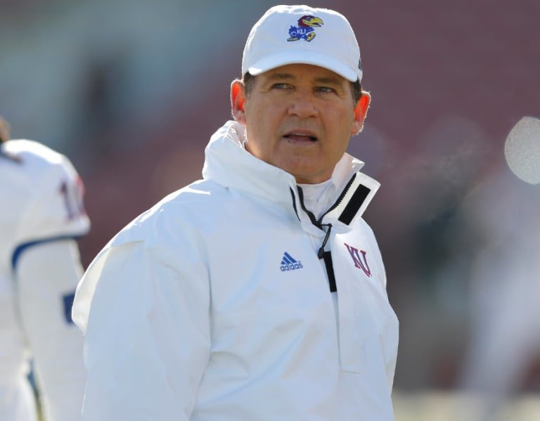 KU, Les Miles mutually part ways