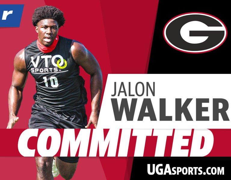 Rivals100 LB Jalon Walker breaks down his commitment to Georgia