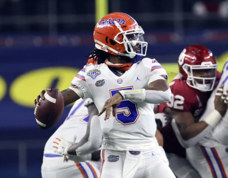 Fact or Fiction: Emory Jones is the breakout QB in the SEC next season