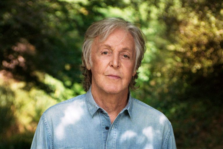 Paul McCartney Taps St. Vincent, Beck, Josh Homme for 'III Imagined'