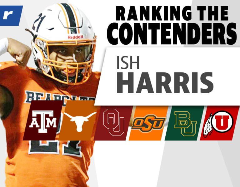 Ranking the Contenders: Four-star athlete Ish Harris
