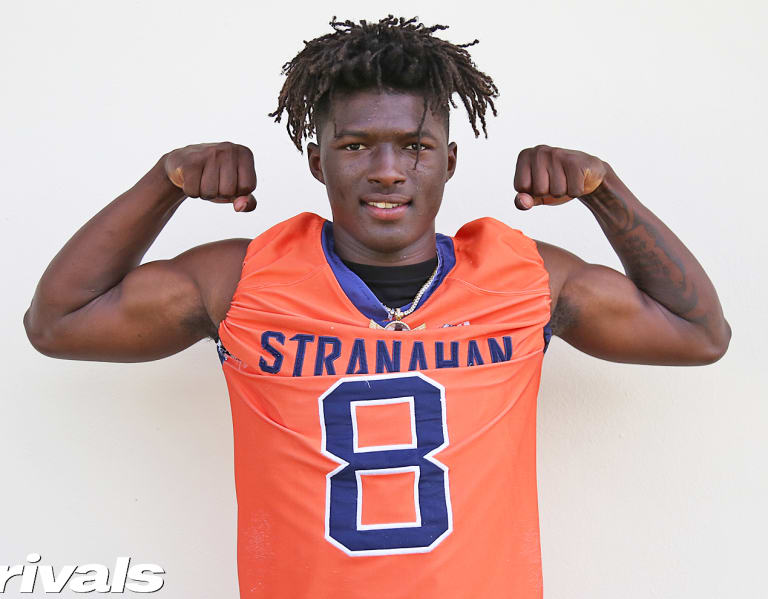 Hykeem Williams has quickly emerged as a top WR in 2023