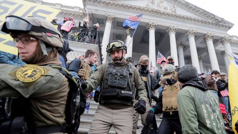 Prosecutors signal more Oath Keeper arrests coming as prosecutors pursue Capitol riot conspiracy case