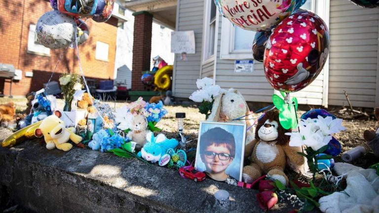 Ohio mom indicted on 16 counts after allegedly abandoning, then killing, 6-year-old son