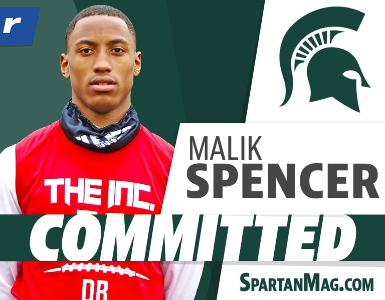 Malik Spencer commits to Michigan State