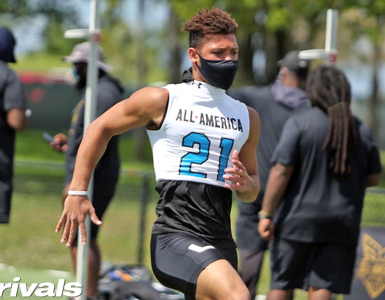 2023 WR Brandon Innis is a national talent
