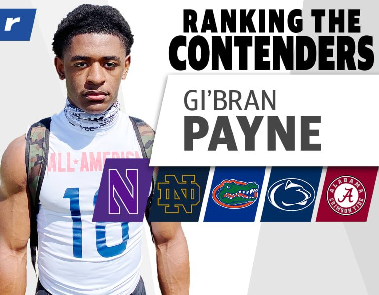 Ranking the Contenders: Four-star RB Gi'Bran Payne