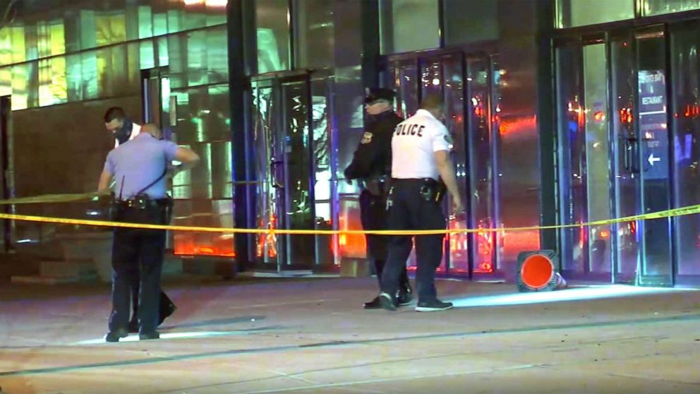 7 people shot, 3 left in critical condition in Philadelphia