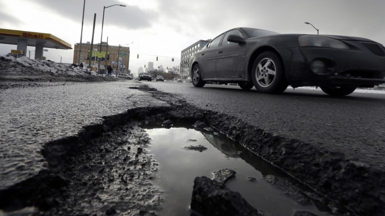 U.S. Infrastructure Is Graded C- For Its Mediocre Conditions : NPR