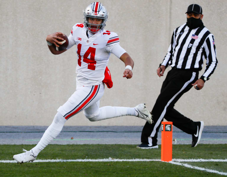 Fact or Fiction: CJ Stroud will win Ohio State QB job hands down