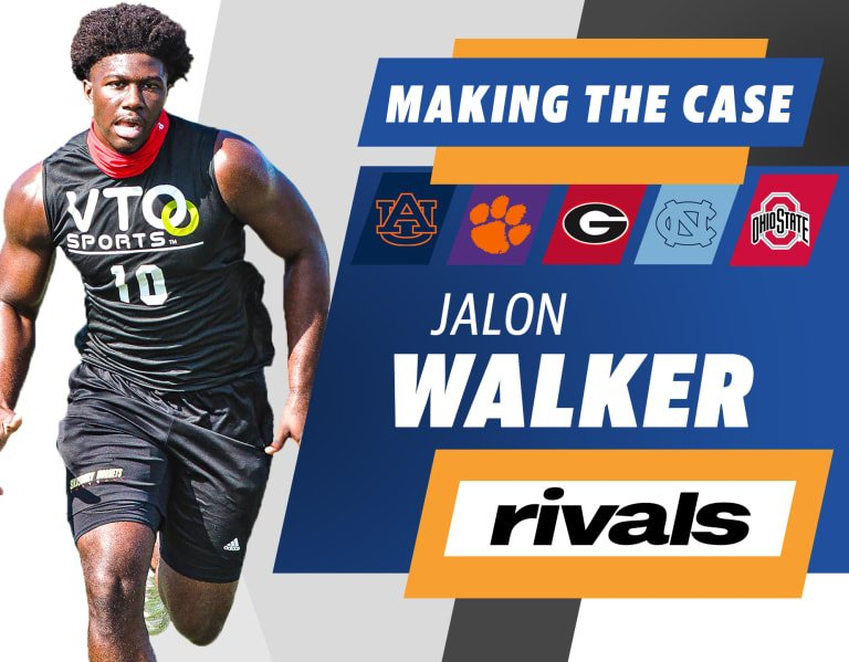 Making the Case: Four-star LB Jalon Walker