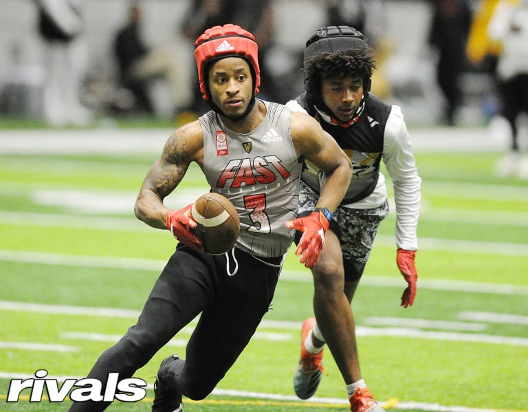Recruiting Rumor Mill: Crimson Tide out in front for five-star WR