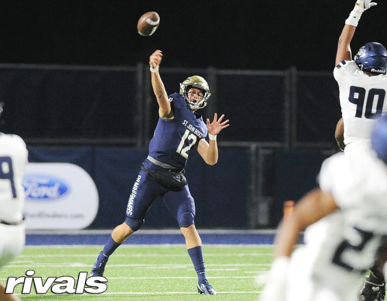 QB Katin Houser has some Pac-12 standouts