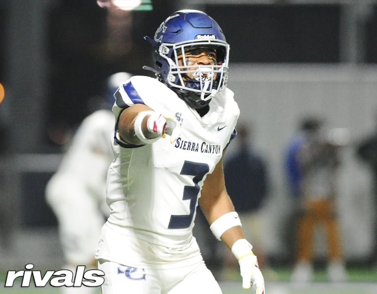 Top five emerges for four-star DB Kamari Ramsey