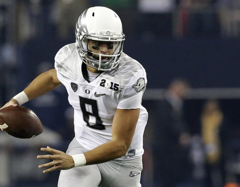 Grading how Pac-12 teams have developed QBs