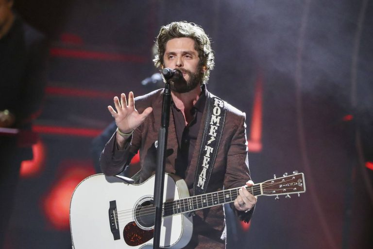 Thomas Rhett Announces New Album 'Country Again'