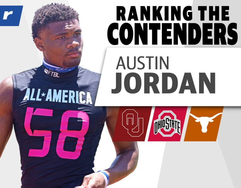 Ranking the Contenders: Four-star CB Austin Jordan