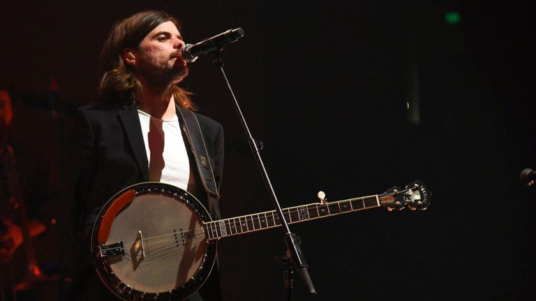 Mumford & Sons' Winston Marshall 'Taking Time Away' From Band