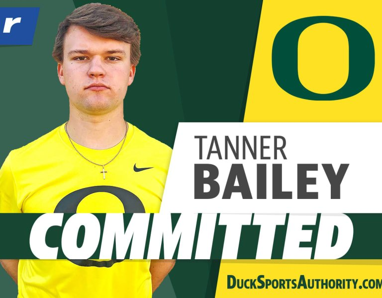 "Tanner Bailey to Oregon: ""Nobody recruited me the way they did"""
