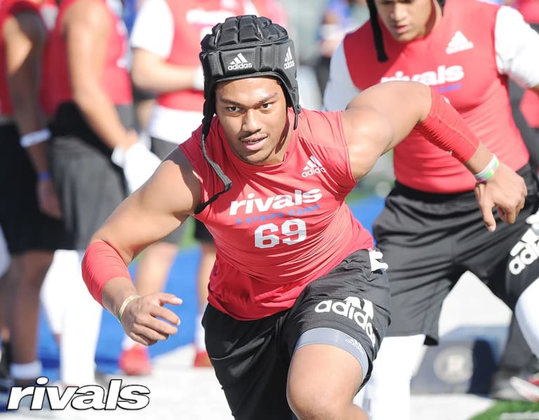 Fact or Fiction: Notre Dame is a lock for four-star Niuafe Tuihalamaka