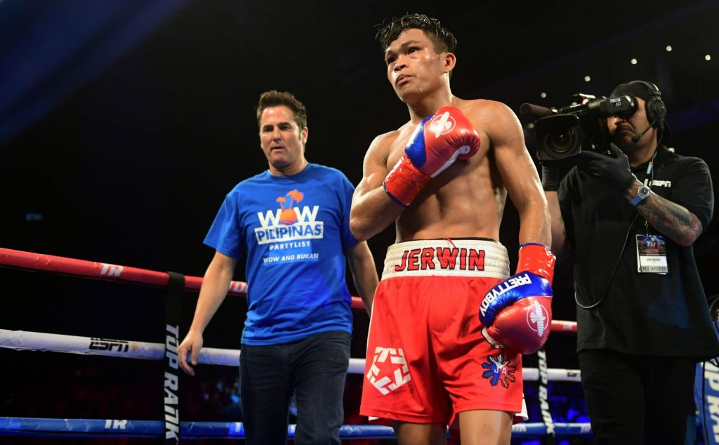 Jerwin Ancajas wins grueling war against Jonathan Rodriguez by decision