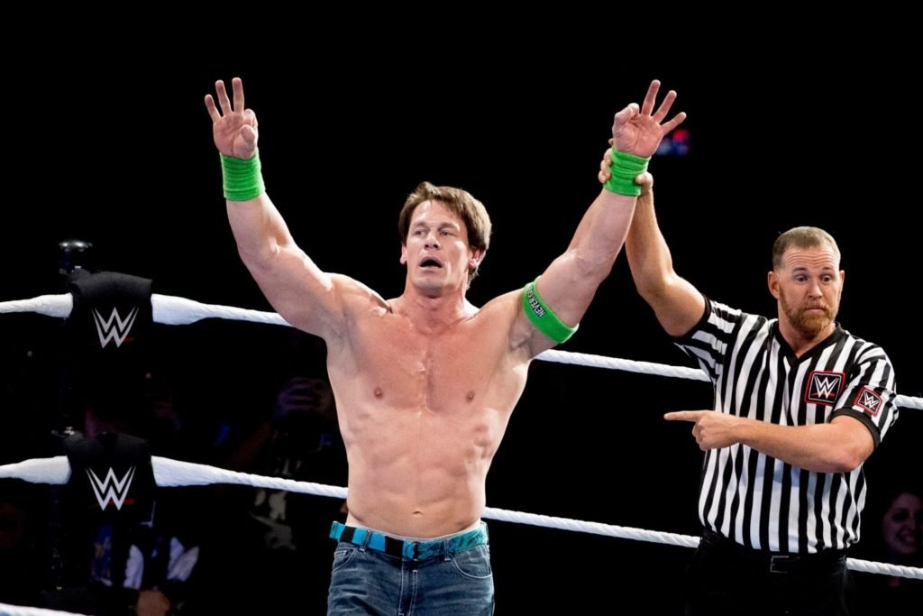 John Cena was missing from WrestleMania for first time in nearly 20 years