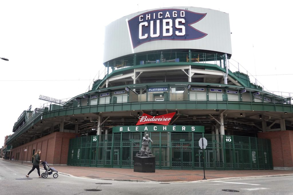 Chicago Cubs place player on COVID list 'out of caution'