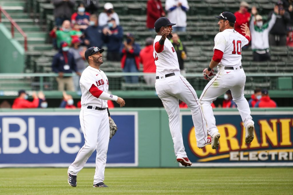 1 takeaway from our sweep of the Tampa Bay Rays