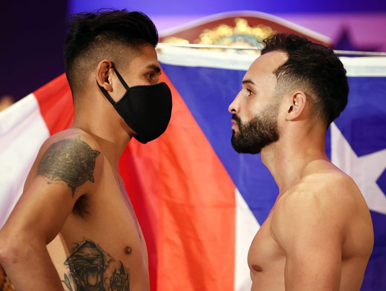 Can Emanuel Navarrete improve enough to become a unified champion?