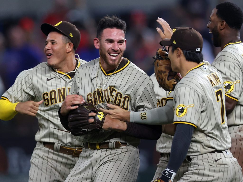 Padres announcers go nuts over Joe Musgrove's no-hitter