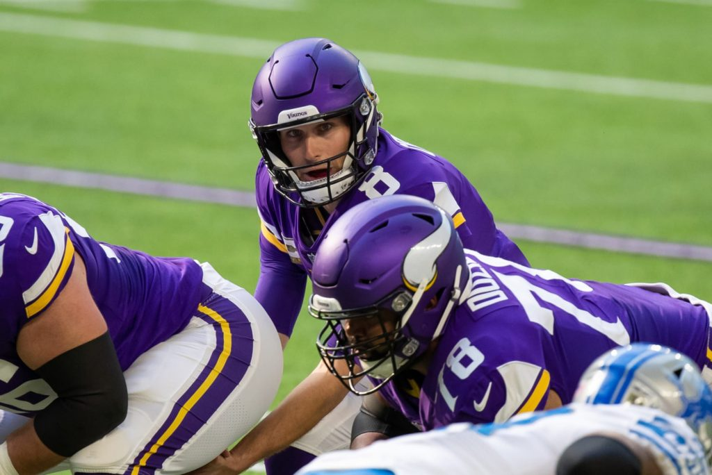 Minnesota Vikings could be a surprise contender for first-round quarterback