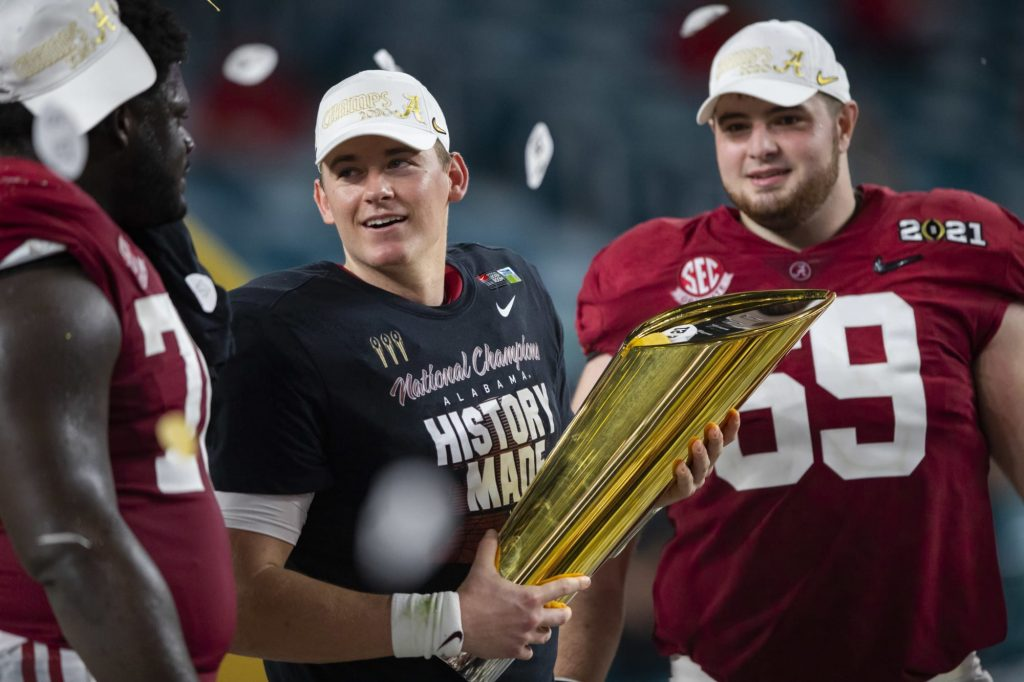 College Football Playoff considers expanding up to 16 teams