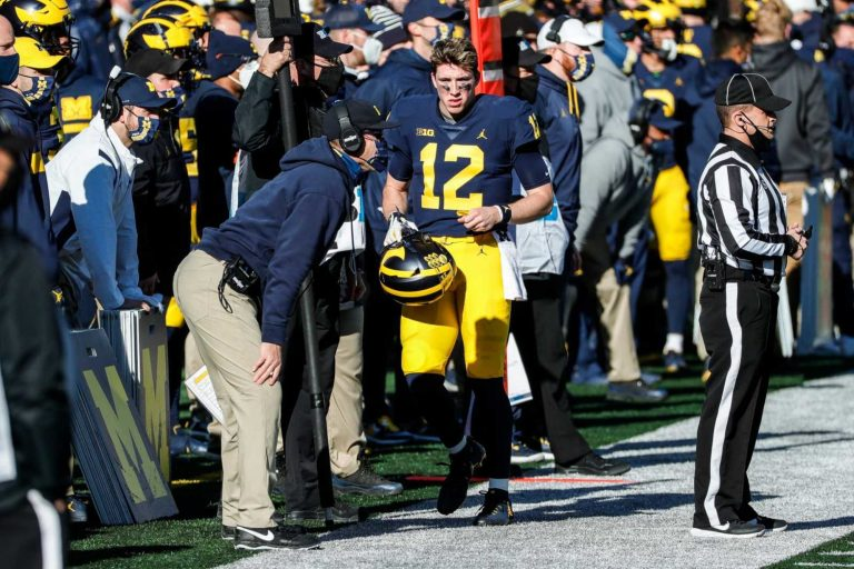 Michigan losing Xavier Worthy could be a big win for Alabama