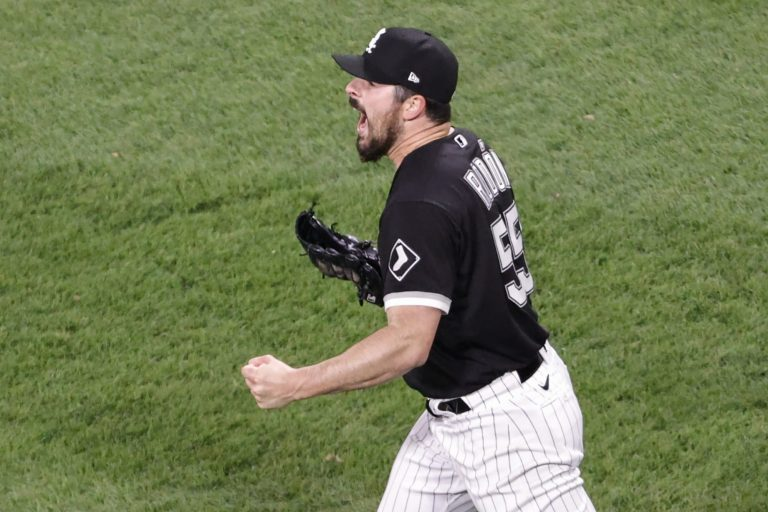 Carlos Rodon completes his road to redemption with a no-hitter