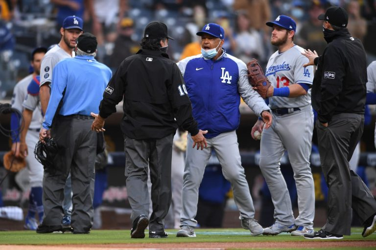 Dodgers-Padres Game No. 2 had everything a baseball fan could want