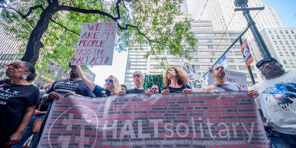 New York Bans Use of Long-Term Solitary Confinement