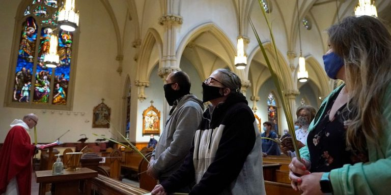 Is Church Open for Easter? Answers Vary Across the U.S. and World