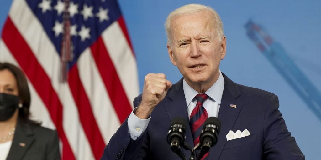 Biden Urges Broad View of Infrastructure in Pushing $2.3 Trillion Package