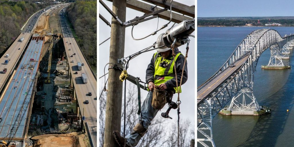 Infrastructure Is in the Eye of the Democratic or Republican Beholder
