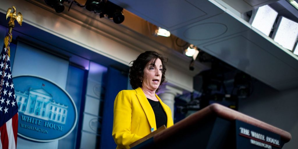 White House Border Coordinator Roberta Jacobson to Step Down at End of Month
