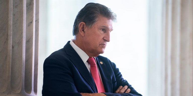 Sen. Joe Manchin's Bipartisanship Was Shaped by 1996 Election Loss