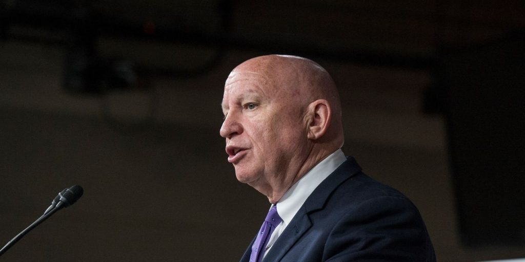 Rep. Kevin Brady Won't Run for Re-election in 2022